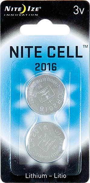 [プラッツ] ナイトアイズ 交換用リチウム電池 2P