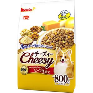 [日本ペットフード] ビタワン チーズィー クワトロチーズとビーフ仕立て 800g