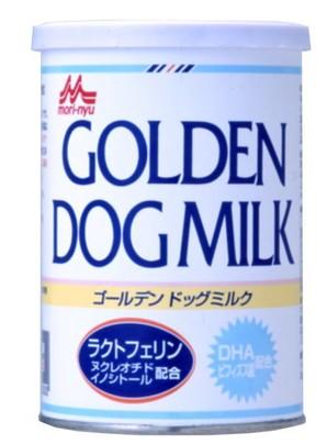 [森乳サンワールド] ワンラック ゴールデンドックミルク 130g
