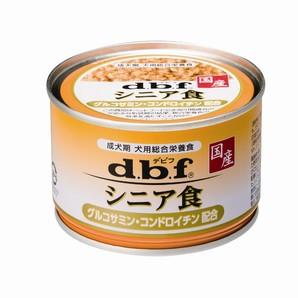 [デビフペット] シニア食 グルコサミン・コンドロイチン配合 150g