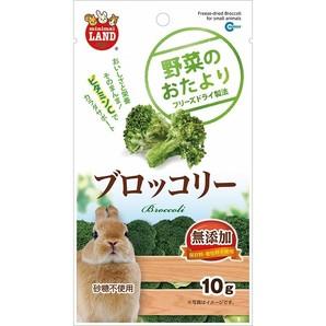 ML-81 野菜のおたよりブロッコリー 10g