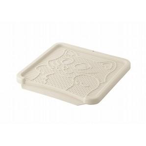 [リッチェル] コロル 猫の砂取りマットベージュ