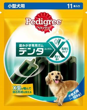 [マースジャパン] PX21 デンタX 小型犬 レギュラー 11本