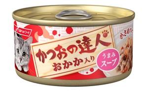 [日清ペットフード] かつおの達人 おかか入り うまみスープ 80g