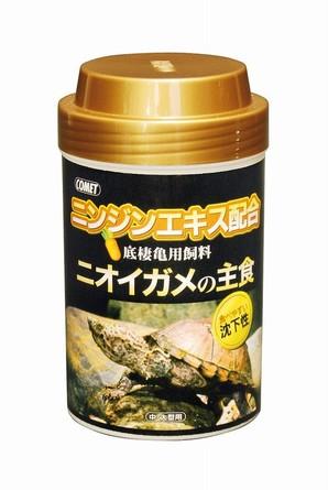 [イトスイ] イトスイ ニオイガメの主食 中大型用 140g