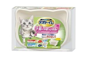 [ユニチャーム] デオトイレ 子猫から体重5kgの成猫用