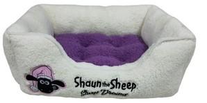 Sheep Dreams ショーン スクエアベッド パープル S