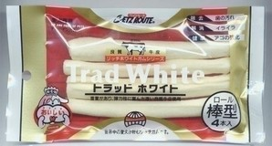 [ペッツルート] トラッドホワイトガム 棒 4本入