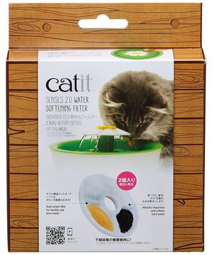 [ジェックス] catit SENSES2.0 軟水化フィルター ●取扱い希望の場合はご連絡ください