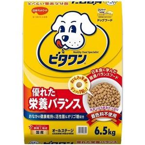 [日本ペットフード] ビタワン 6.5kg