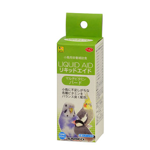 [三晃商会] F42 リキッドエイド マルチビタミン バー