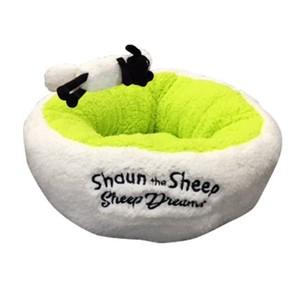 Sheep Dreams ショーン ラウンドベッド グリーン S