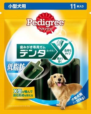 [マースジャパン] PX33 デンタX 小型犬 低脂肪 11本
