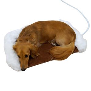 [ドギーマンハヤシ] 犬専用 立体もたれるヒーター