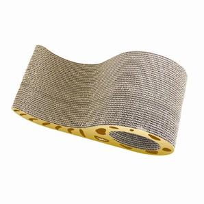 [ペッツルート] にゃんこのしっぽ 爪とぎスリム ゴールド  ×1ケース(2点) ※取寄せ商品となります