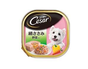 CE11N シーザー 絹ささみ 野菜入り 100g