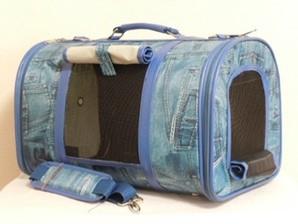 キャリーバッグ PB-404M ブルー