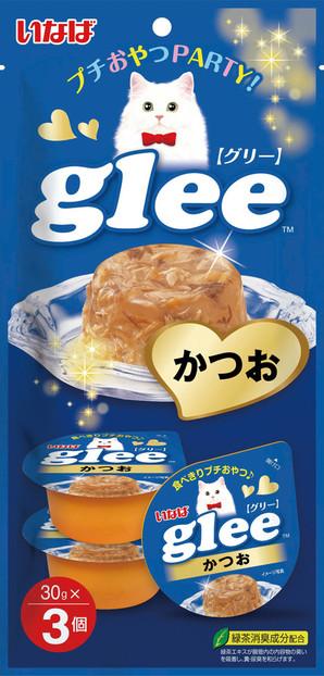 [いなばペットフード] glee かつお 30g×3個