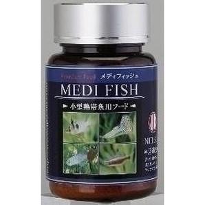 [ニチドウ] メディフィッシュ小型熱帯魚用30g