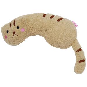 [ドギーマンハヤシ] あごのせ猫枕 とらニャン