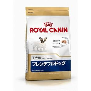 [ロイヤルカナンジャポン] BHN (ブリード ヘルス ニュートリション) フレンチブルドッグ 子犬用 3kg