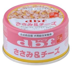 [デビフペット] ささみ&チーズ 85g