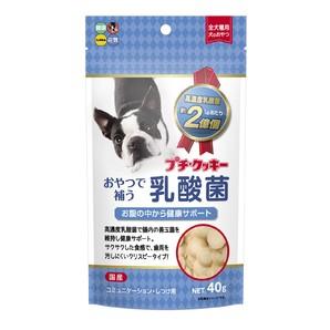 [ハイペット] プチ・クッキー 乳酸菌 40g