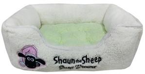 Sheep Dreams ショーン スクエアベッド グリーン S