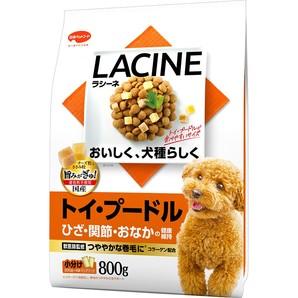 [日本ペットフード] LACINE ラシーネ トイプードル 800g