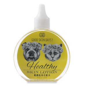 GOOD SKIN DAYS! Healthy ヘルシー (敏感肌用化粧水) 200ml
