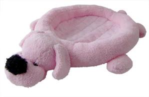 [アスク] Cute Dogベッド ピンク