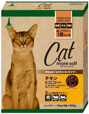 [アドメイト] Add.Mate more soft cat チキン アダルト 300g
