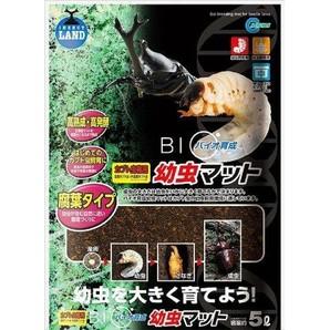 M-704 バイオ育成幼虫マット5L