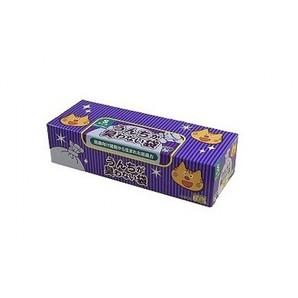 [クリロン化成] うんちが臭わない袋BOSネコ用箱型S200枚
