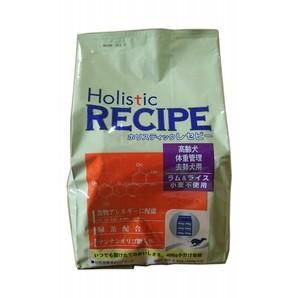 [パーパス] Holistic RECIPE ホリスティックレセピー ラム&ライス シニア 高齢犬 2.4kg