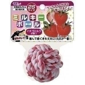 ミルキーボール2S/ピンク(いちごミルクの香り) MLBー2S/PK
