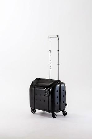 [Rui&Aguri] キャリーケース PK-029 ブラック ※メーカー直送となります ※通販サイト掲載不可 ※ネット通販での販売不可