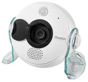 [アイ・オー・データ機器] 見守りカメラQwatch TS-WRLA