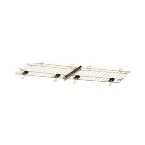 [リッチェル] 木製お掃除簡単ペットサークル 120-60屋根面