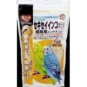 クオリスセキセイ成鳥用メンテナンス400g