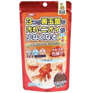 [イトスイ] 金魚の主食納豆菌色揚げ小粒 90g