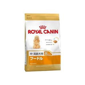 [ロイヤルカナンジャポン] BHN (ブリード ヘルス ニュートリション) プードル 中・高齢犬用 1.5kg