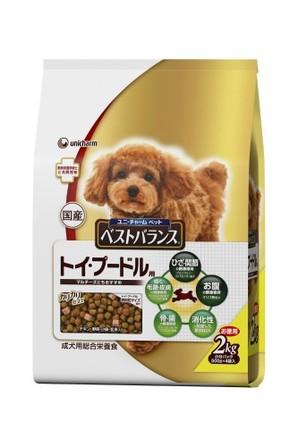 [ユニチャーム] 愛犬元気ベストバランストイ・プ-ドル用2kg