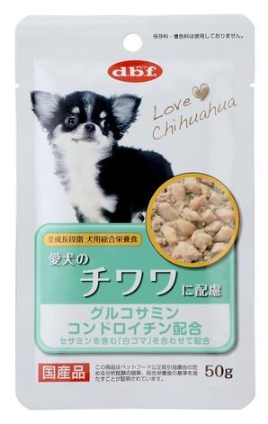 [デビフペット] 愛犬のチワワに配慮 50g