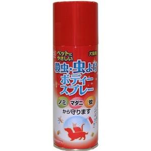 [アース・ペット] 殺虫・虫よけボディースプレー300ml