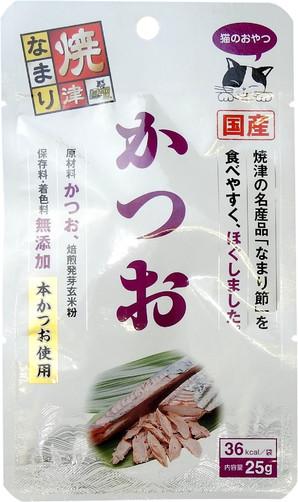 [三洋食品] プリンピア 焼津なまり かつお 25g