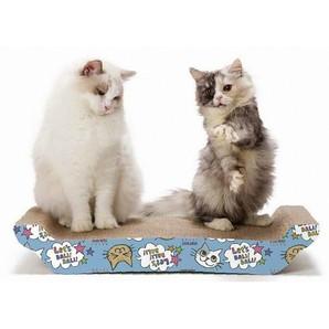 バリバリ ベッド L猫柄