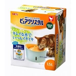 ピュアクリスタル 1.5L 猫用