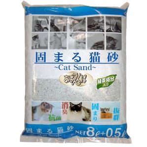 [ペットプロ] あまえんぼ 固まる猫砂 8.5L