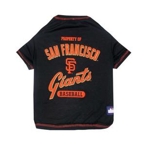 [ラブリー・ペット] サンフランシスコジャイアンツ Tシャツ XLサイズ